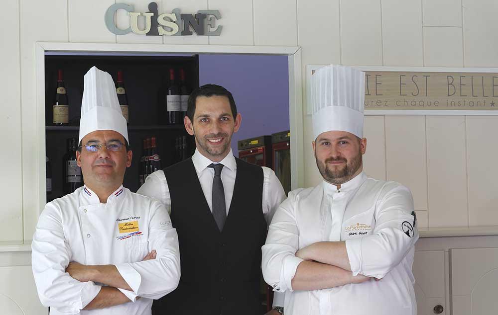 Equipe Restaurant La Parenthèse