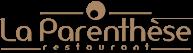 Restaurant « La Parenthèse »